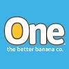 ONE Banana. The Better Banana Company.