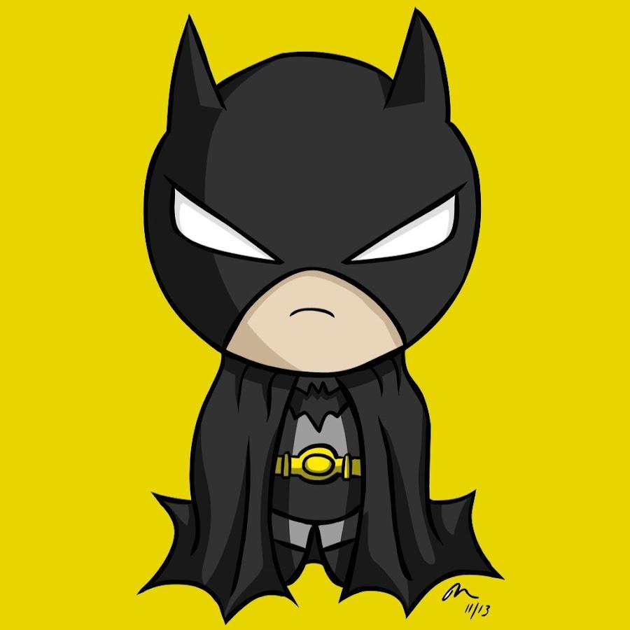 cute batman cartoon - 736×736