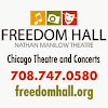 Freedom Hall - Nathan Manilow Theatre
