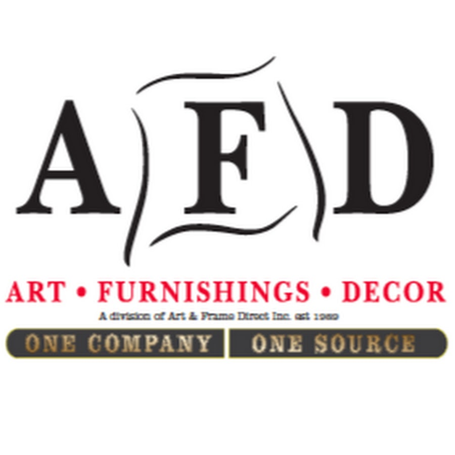 AFD Home (Art & Frame Direct) - YouTube