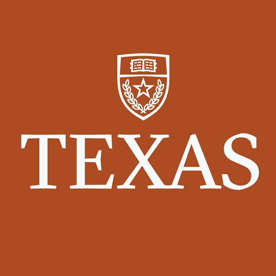The University Of Texas At Austin Youtube Karlsson Jam Wall Clock Mr White Numbers Steel Polished D375cm