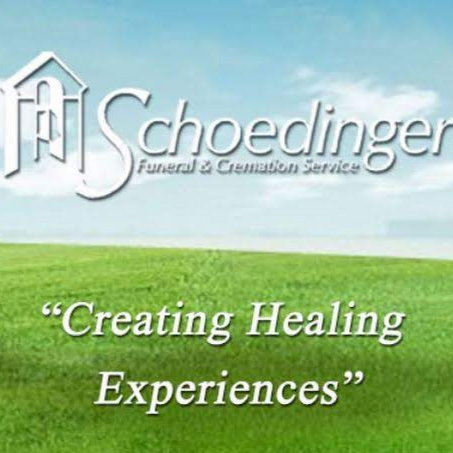 Schoedinger Funeral And Cremation Service Youtube