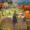 難攻不落の城ログ 岡城ドットコム Okajou Castle 九州の四季 桜と紅葉 藩校の流れ竹高