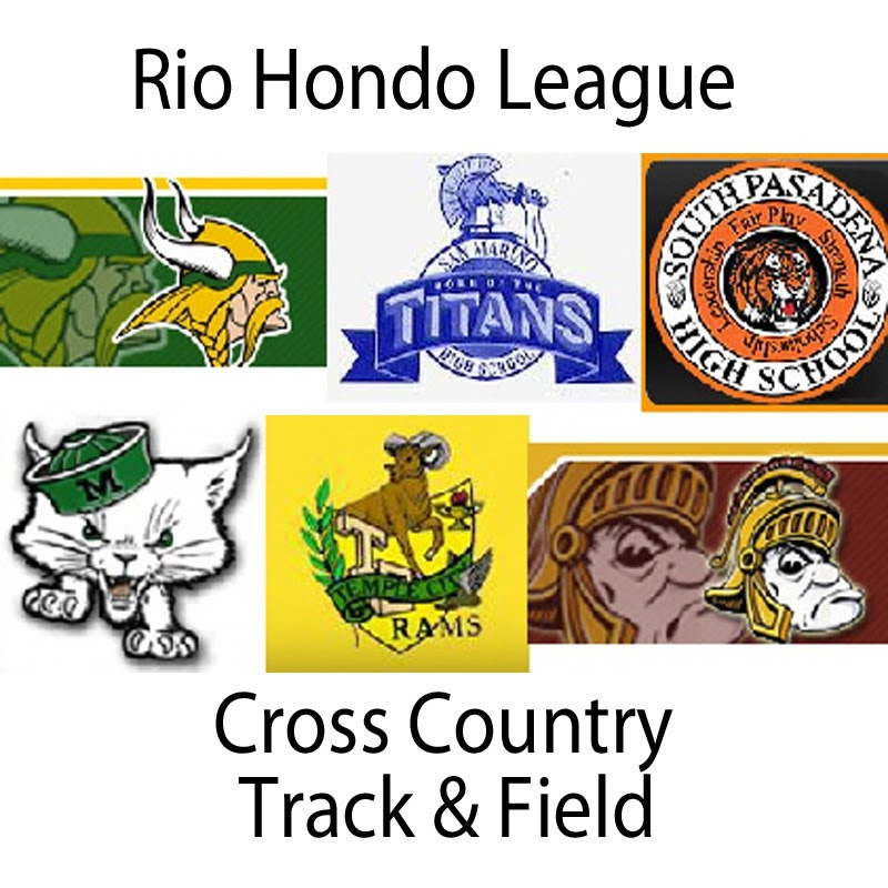 2013 Rio Hondo Track Finals - Varsity Girls' Long Jump