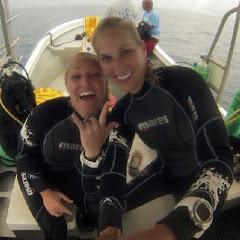 scubadivergirls