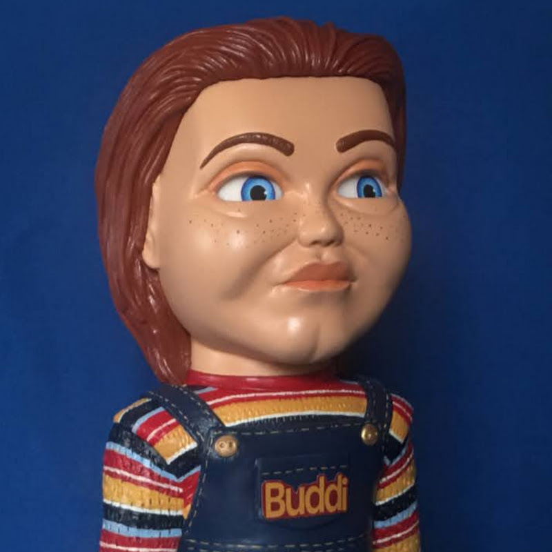 Draw Halloween Characters ChuckyCHILDS PLAY Lifesize Childs Play Doll Chucky Part Two CHUCKY GOOD GUY DOLL CURSE