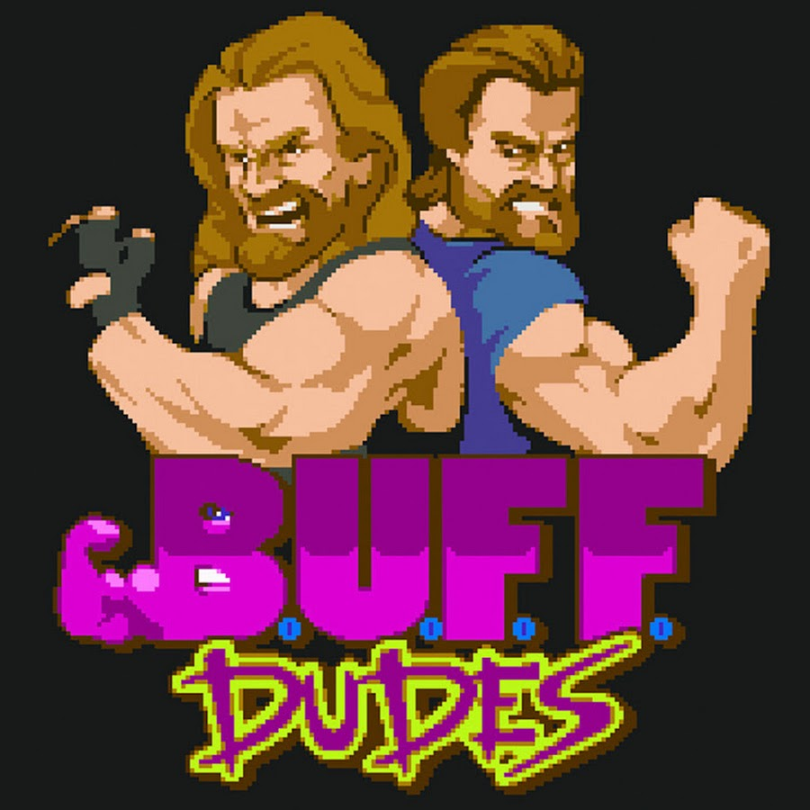 buff dudes youtube
