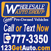 Wholesale Auto Group Inc