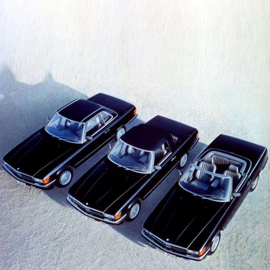 Com Mercedes Benz 107 Workshop Manuals R107 SL Roadster C107 SLC Coupe -  YouTube