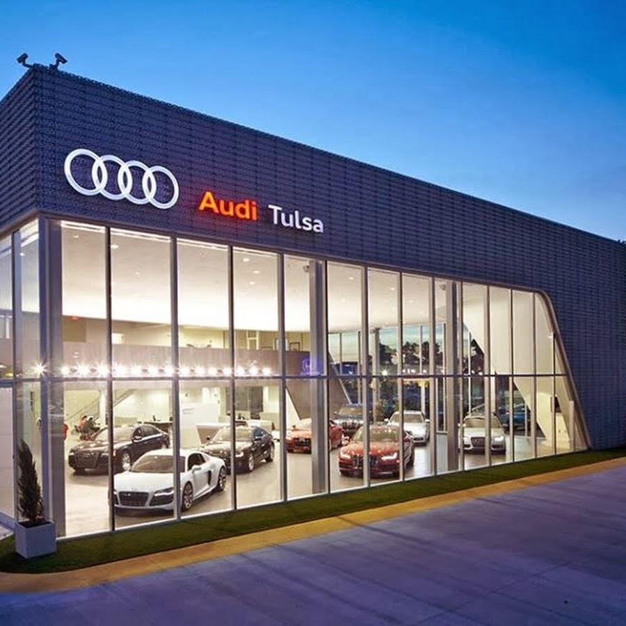 Audi Tulsa YouTube - Audi of tulsa