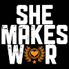 She Makes War