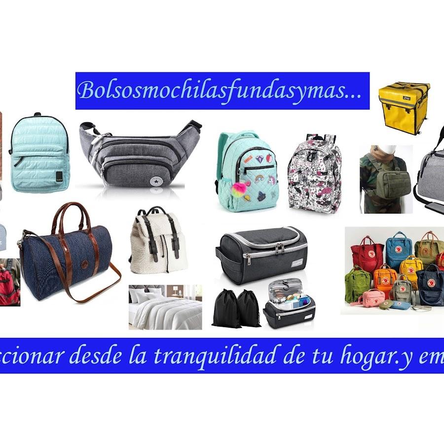 bolsos mochilas fundas y mas - YouTube