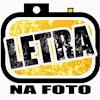 Letra Na Foto