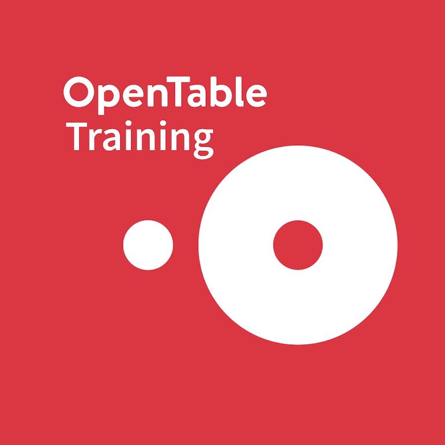 Opentable Training Youtube