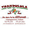 Thandulula Luxury Safari Tent Accommodation