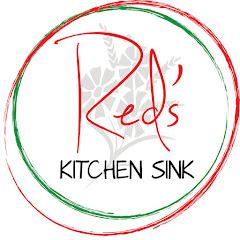 Reds Kitchen Sink