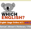 which english