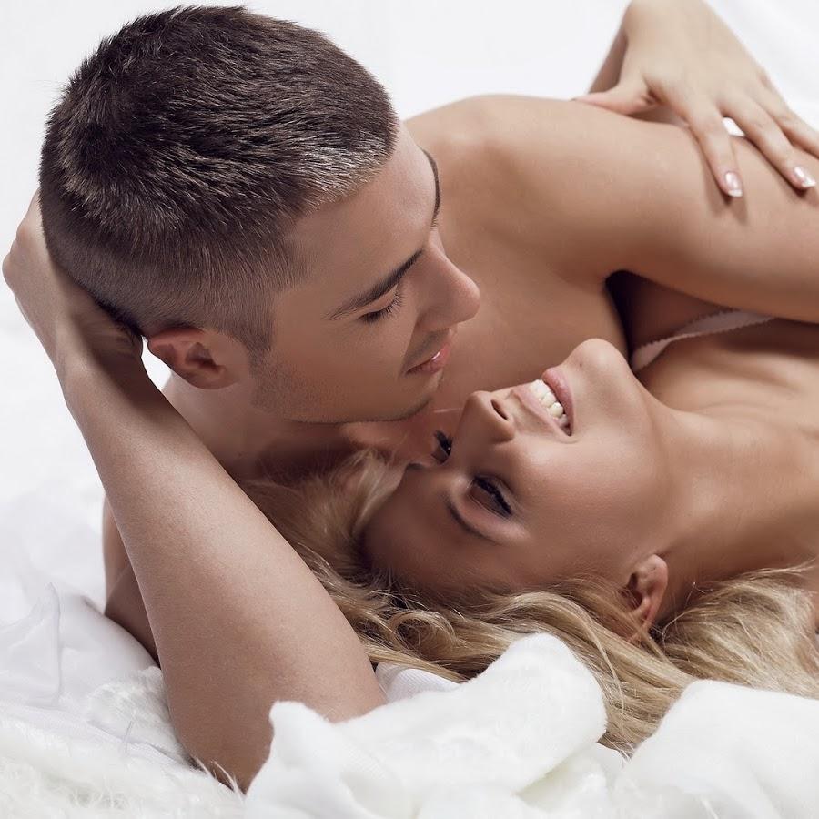 Sexy blondine nackt