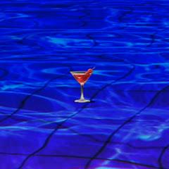 martini got the flames