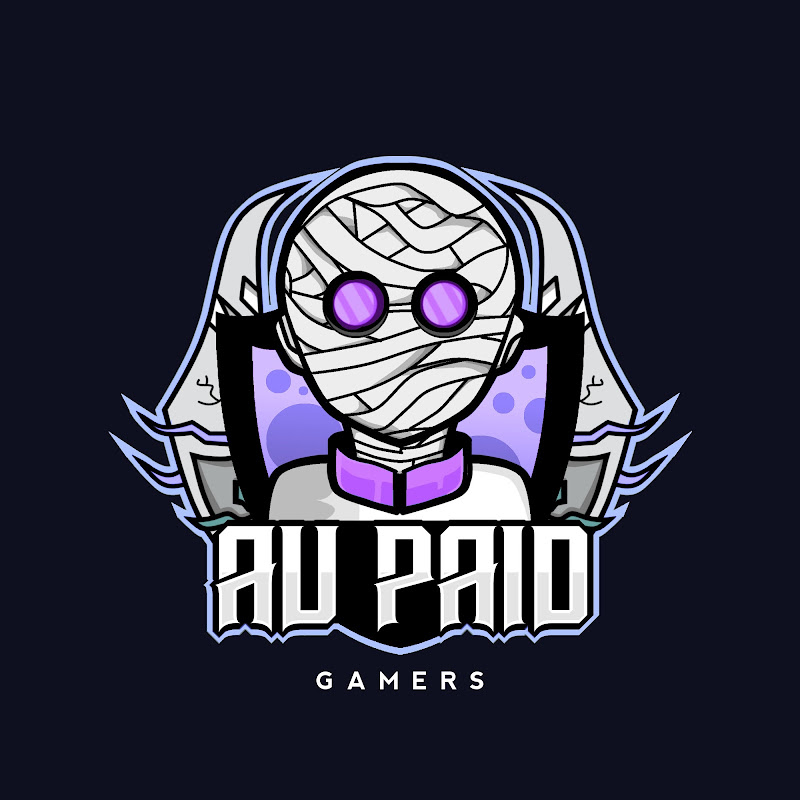 AU PAID GAMERS YouTube Stats, Channel Statistics & Analytics