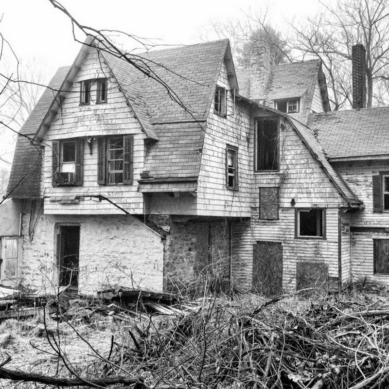 Abandoned Pennsylvania Railroad Chester Creek Branch