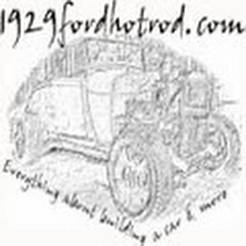Model A Ford Hot Rod Chassis / Frame Plans Using C4 Corvette ...
