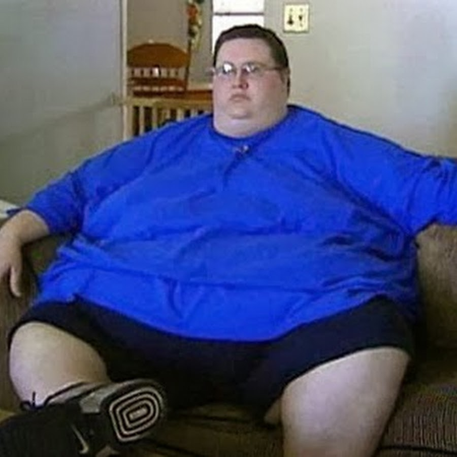 lonely fat guy youtube