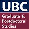 UBC Graduate & Postdoctoral Studies