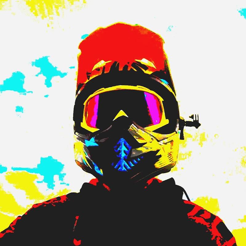 youtubeur Riej ride
