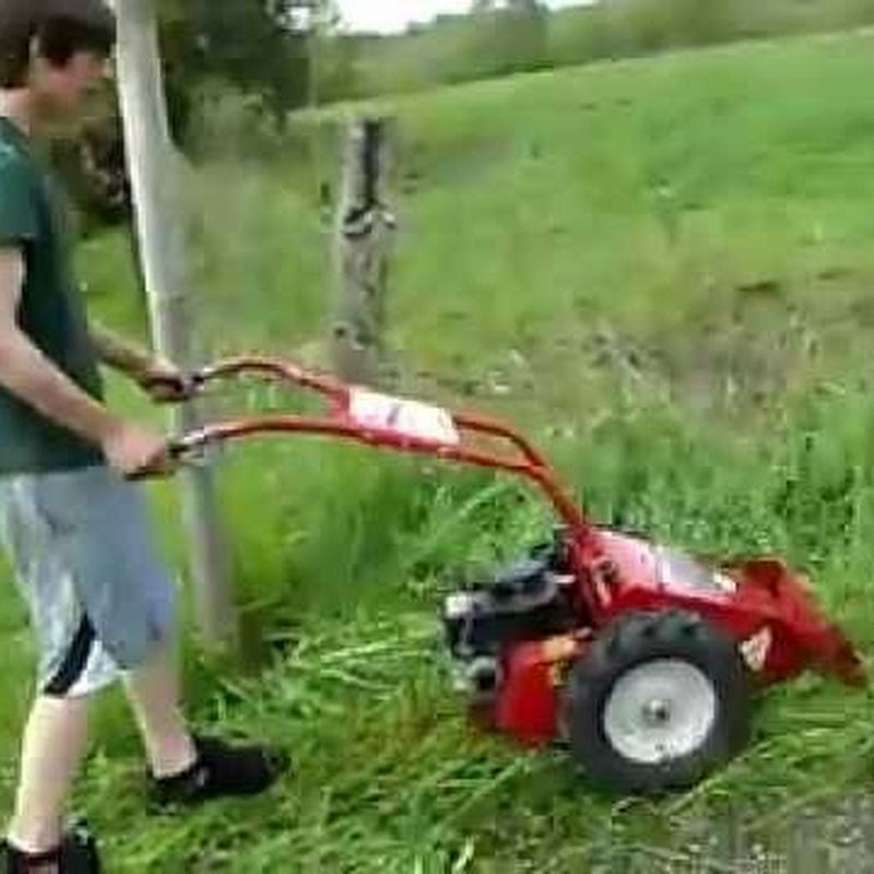 Sickle Mower Push