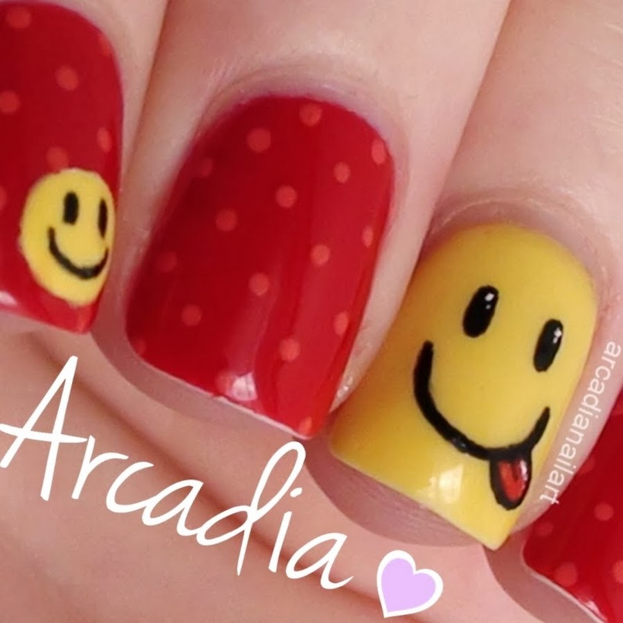 Arcadianailart Youtube