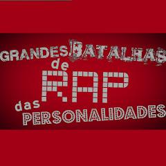 Grandes Batalhas de Rap das Personalidades