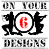 On Your 6 Designs