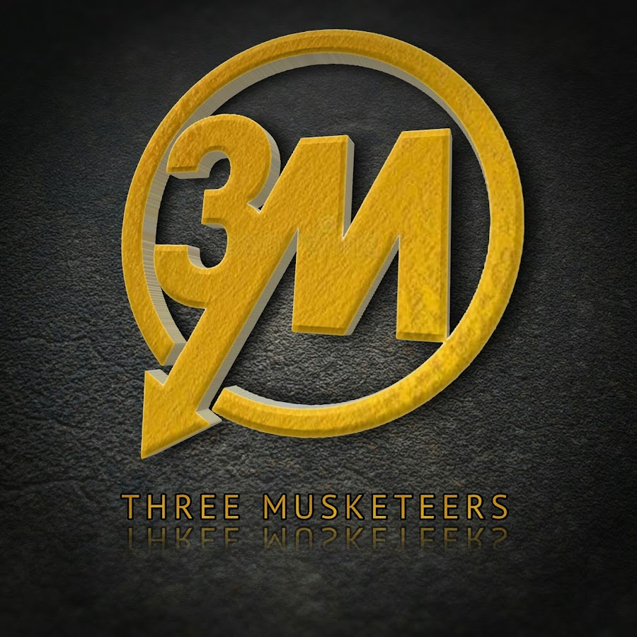 Three Musketeers Youtube