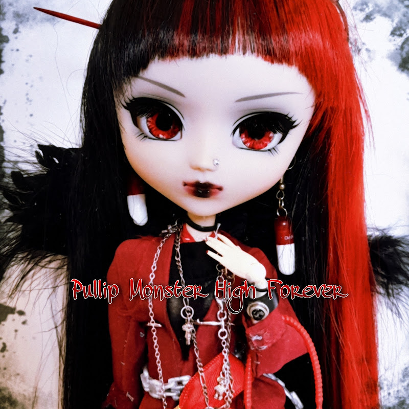 youtubeur Pullip Monster High Forever