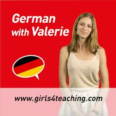 Corso di Tedesco con Valerie Girls4teaching