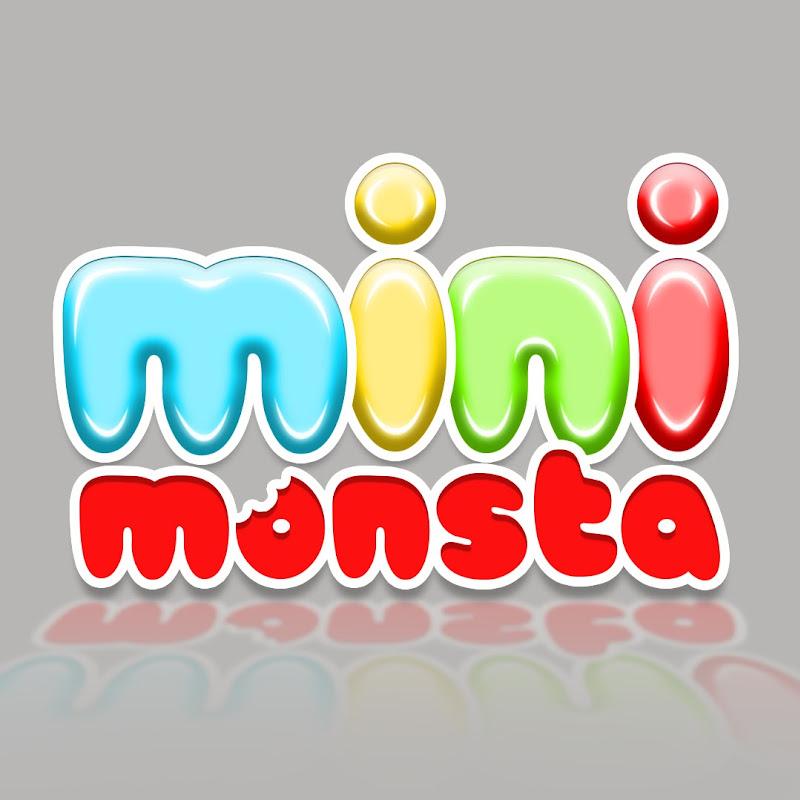 Mini Monsta - Playschool Cartoon Channel
