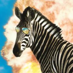 Sneaky Zebra