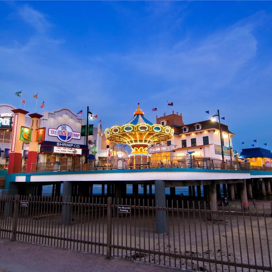 Pier 31: Pleasure Pier