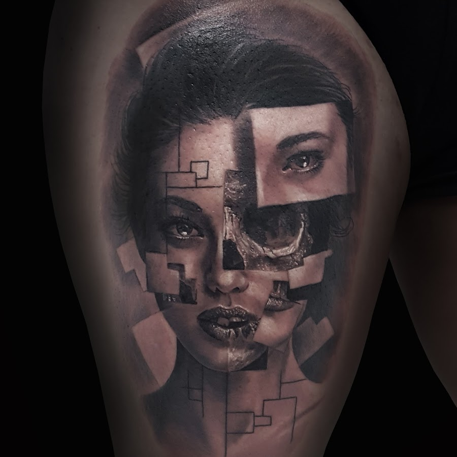 Dark Spirit Tattoo Tattoo Youtube