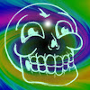 Playful Skull