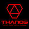Thanos 6DOF motion sim electronics