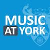 Music at York