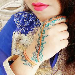 Afrin Mehndi Design