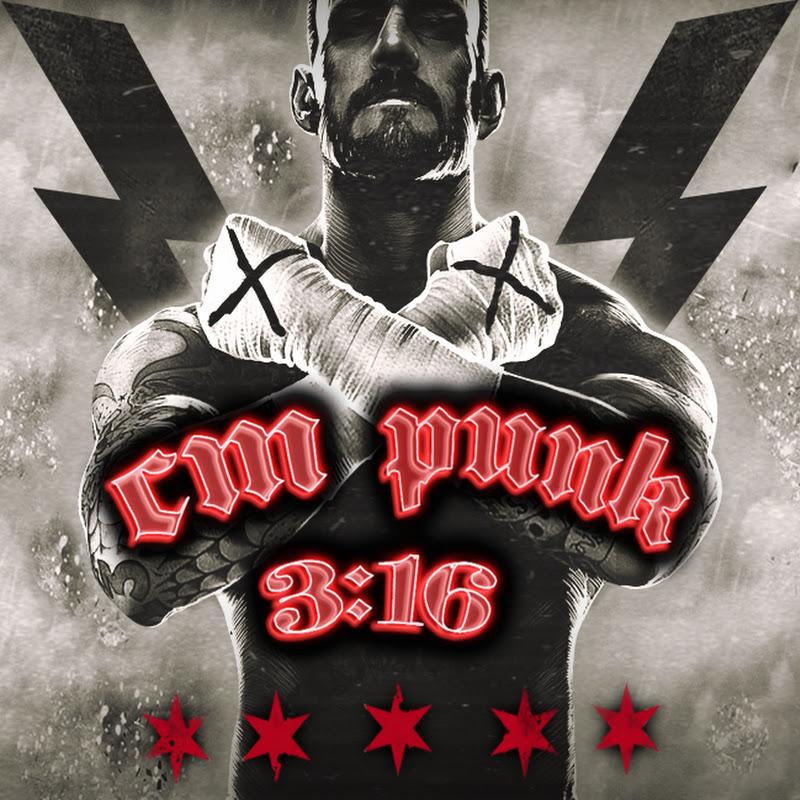 CM Punk 3:16
