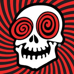 TV Laughing Skull