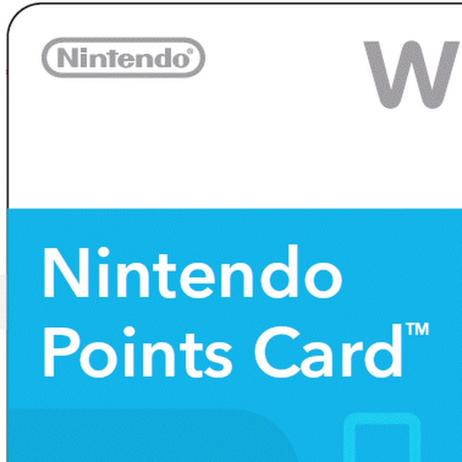 nintendo wii points card generator