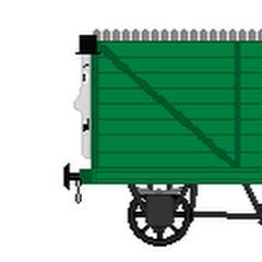 Green Truck Hat 1516