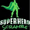 SUPERHERO SCRAMBLE