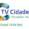 TV cidade Farroupilha especiais canal 14 da NET